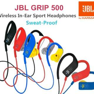 JBL Grip 500 Sweatproof Headset