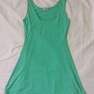 Jellybean Mint Green dress