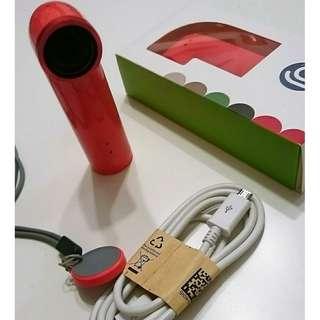 HTC RE 橘  【附】保護套 + 記憶卡*1   二手