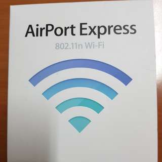 Apple Airport Express 802.11n WiFi