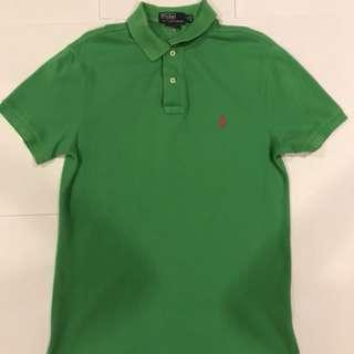 Authentic Ralph Lauren Polo Shirt (Slim Fit)