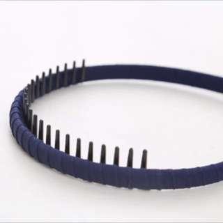 🚚 韓國帶齒髮箍
