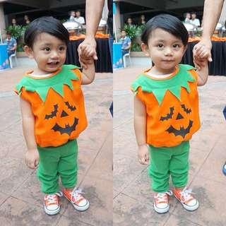 Pumpkin Costume (18 mos-24 mos)