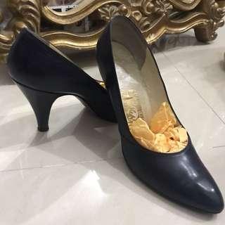 Ferragamo's high heels