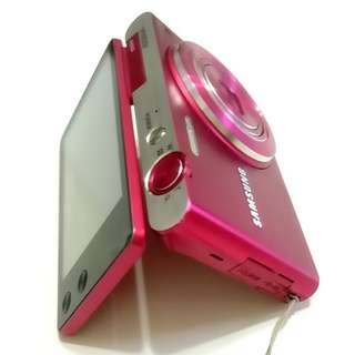 Samsung MV900F 紅色  翻轉相機 + 記憶卡*1   二手