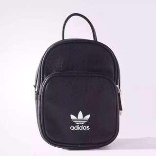 愛迪達 adidas 三葉草 女款 小後背包