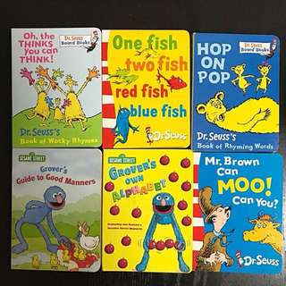 Mini Board Book Collection