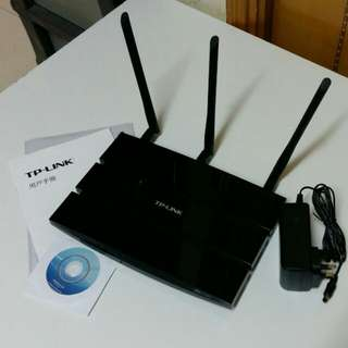 TP-LINK (Archer C7) router 請睇以下商品敘述