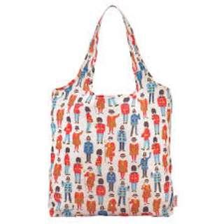 Cath Kidston 英國衛兵環保購物袋