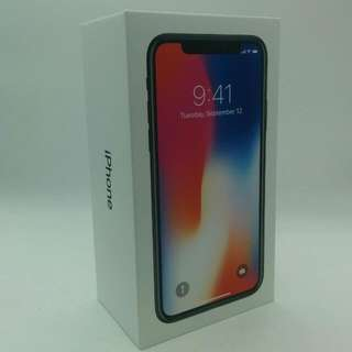 Excellent Condition Apple iPhone X 64gb Grey  Clearance Of Staff Spare Set Sg Warranty Set  Preowned Listing With All Original Accessories MH