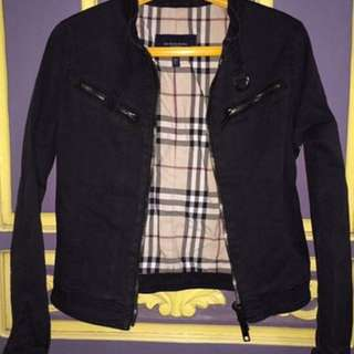 Original Burberry London Jacket Made In Italy