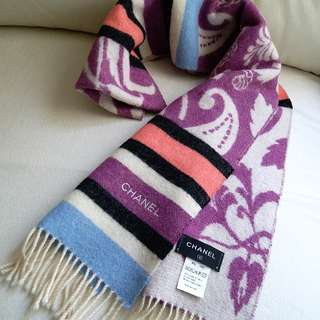 (99.9%New)Chanel Vintage Scarf