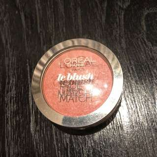 L'oreal Blush On