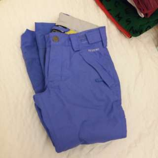 The North Face Hyvent Girls padded ski/winter pants