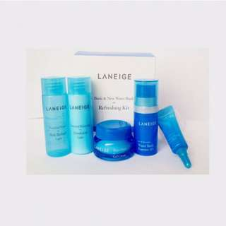 Laneige Water Bank Refreshing Kit