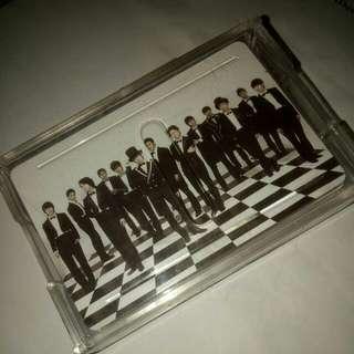 Super Junior Poker Cards