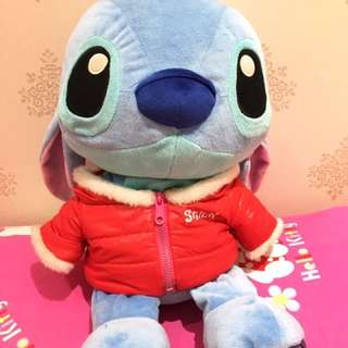 Stitch Doll Disney