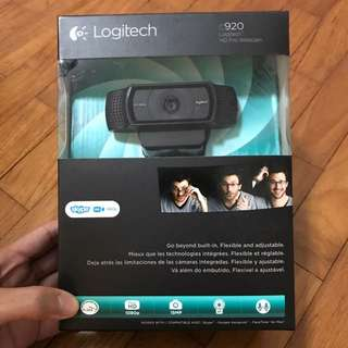 BNIB Logitech C920 Webcam