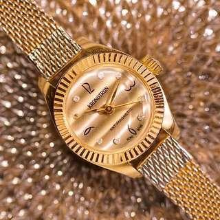 手錶 上鏈錶 香港製造 女裝錶 vintage watch antique made in hk