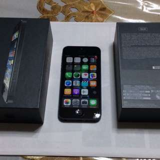 Iphone 5 (Black)