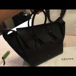 Celine large size in black