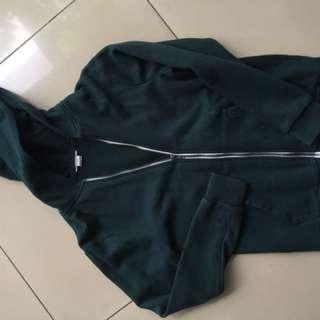 Jacket H&M Hijau Tua