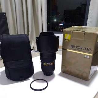 Nikon 24-70 Whole Set