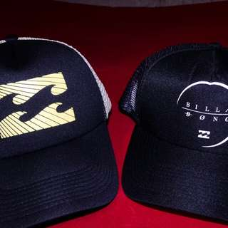Billabong Legit and Brandnew Net Cap
