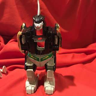 Power Rangers Deluxe 1991 DragonZord Dragon Zord Megazord  PART: Main body