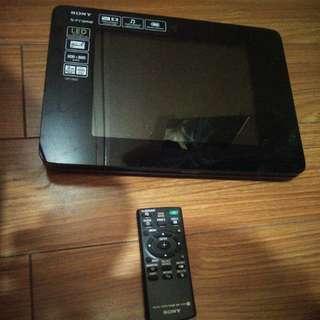 Sony電子相架
