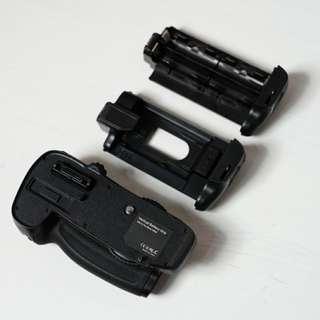 D600 battery grip