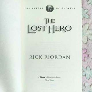 The Lost Hero (Hardbound)