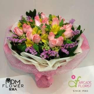 Valentine's Day Bouquet Vf_12