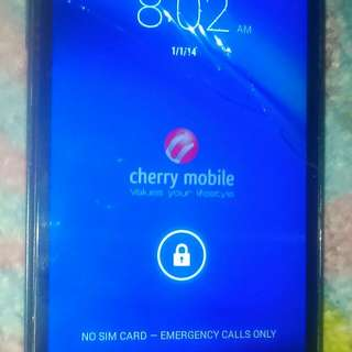 Cherry mobile pulse