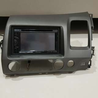 Pioneer dvd player for Honda Civic