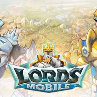 Lord Mobile Gem *limited stock*