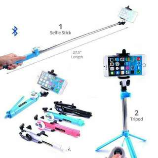 TRIPOD BLUETOOTH