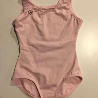 Capezio Pink Dance Leotard (Girls Size I)