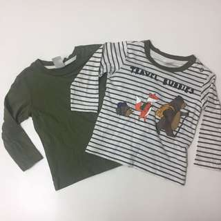 H&M Baby Top Long Sleeve