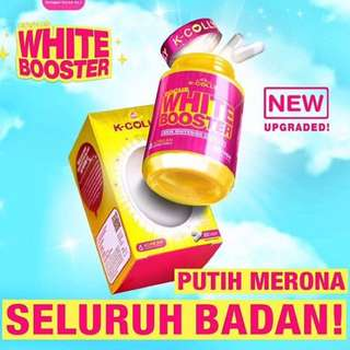 White Booster