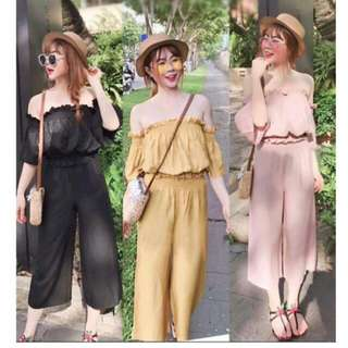 Ready Stock❤jumpsuit💋