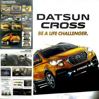 Datsun Cross Imdonesia