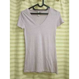 H&M Basic V-Neck