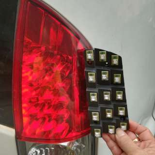 MYVI Rear Lamp LED lighting PCB. RM36/set