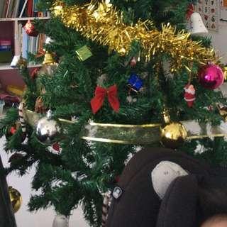 🌲 1.2m Christmas Tree