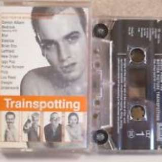 猜火車 錄音帶 Trainspotting cassette