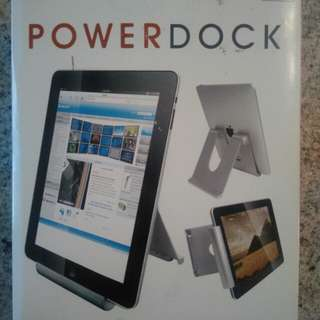 Brand new Powerdock for iPad