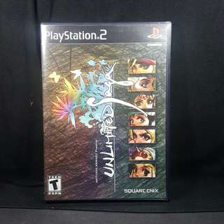 PS2 Unlimited Saga (Used Game)