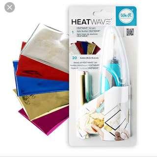 Heatwave Pen Starter Kit ( We R Memory Keepers)