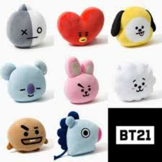 BT21 items